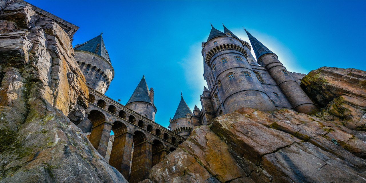 Universal Orlando Resort Harry Potter; Courtesy of Chioric/Shutterstock.com