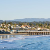 Santa Cruz, California; Courtesy of Sundry Photography/Shutterstock.com