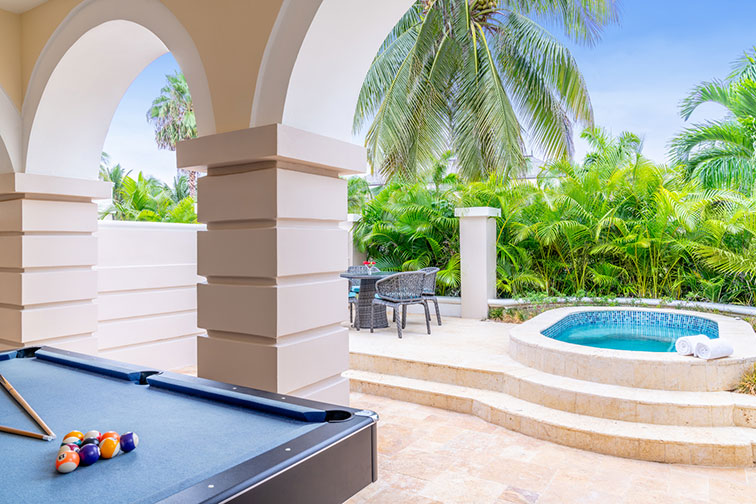 Suite With Private Plunge Pool at Jewel Grande Montego Bay Resort & Spa in Jamaica