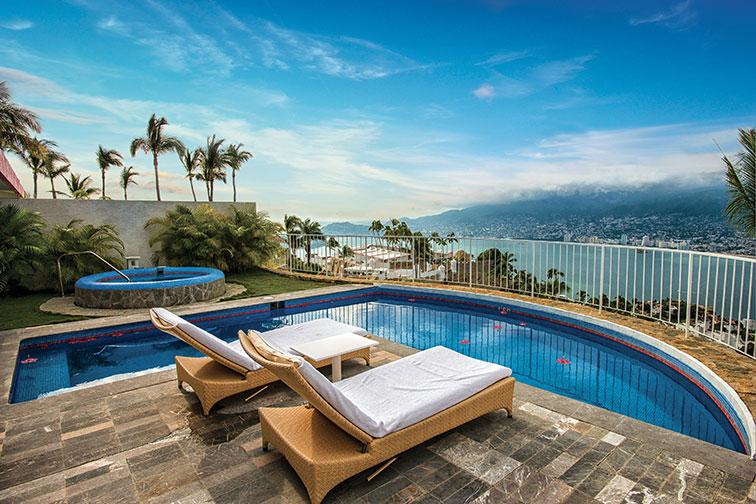 Private Casita With Plunge Pool at Las Brisas Acapulco