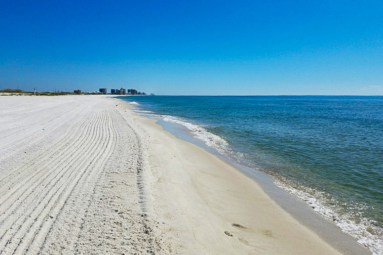 Gulf State Park Pavilion Beach – Gulf Shores, AL; Courtesy Tripadvisor Traveler/Mark C