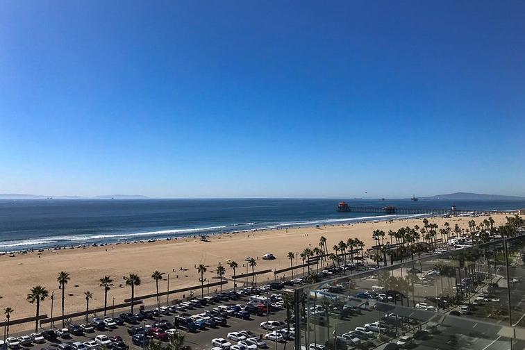Huntington City Beach – Huntington Beach, CA; Courtesy Tripadvisor Traveler/Bubblechoc