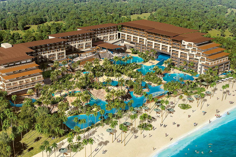 Now Natura Riviera Cancun; Courtesy of Now Natura Riviera Cancun