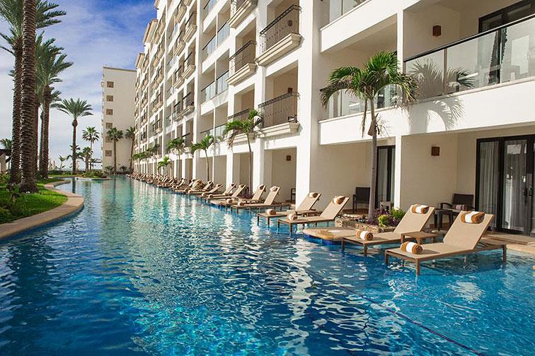 Hyatt Ziva Los Cabos Swim-Up Suite