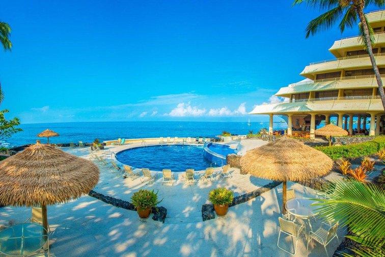 Royal Kona Resort; Courtesy of Royal Kona Resort