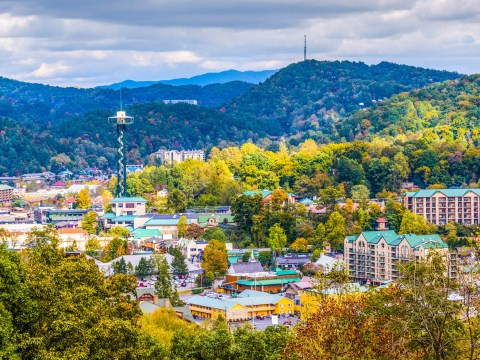 Gatlinburg Family Vacation