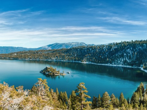Lake Tahoe Family Vacations