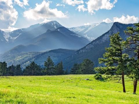 Rocky Mountain Family Vacation