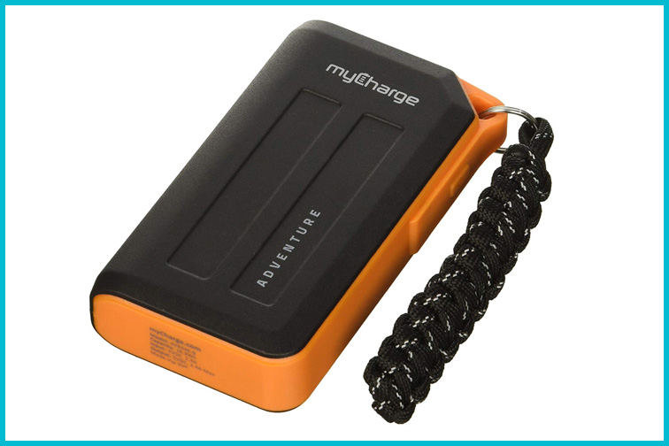 myCharge AdventurePlus portable charge; Courtesy of Amazon
