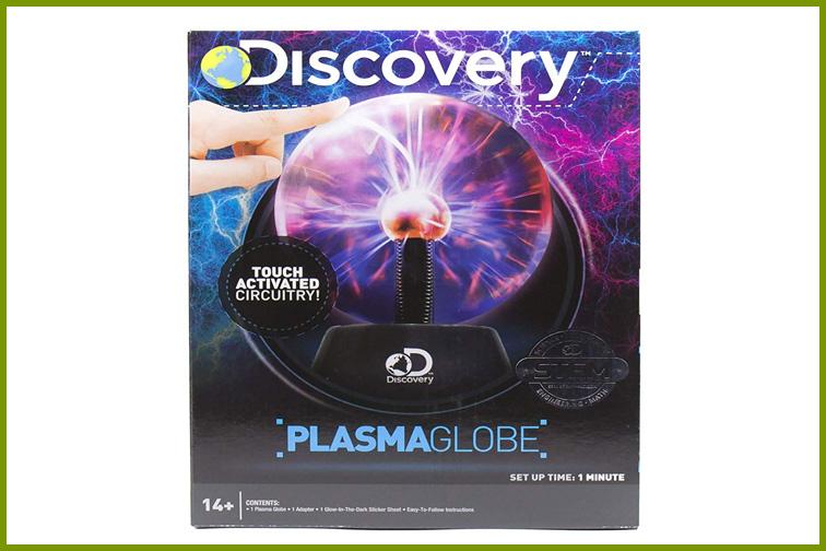 Discovery Plasma Globe; Courtesy of Amazon