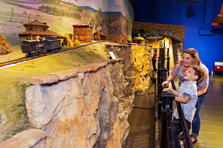 Children's Museum of Indianapolis; Courtesy of Children's Museum of Indianapolis