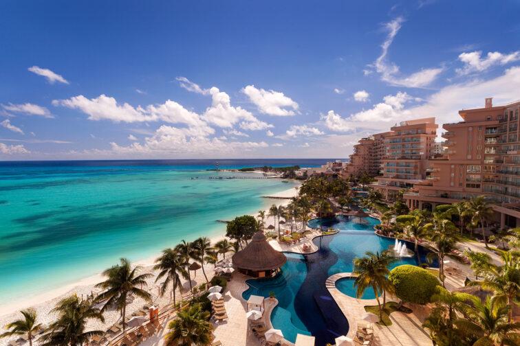 Grand Fiesta American Coral Beach Cancun