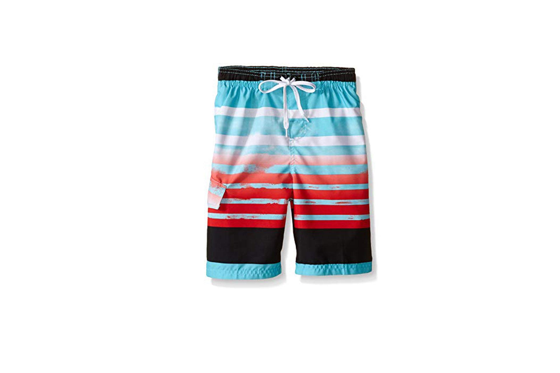 Boys Bathing Suit; Courtesy of Amazon