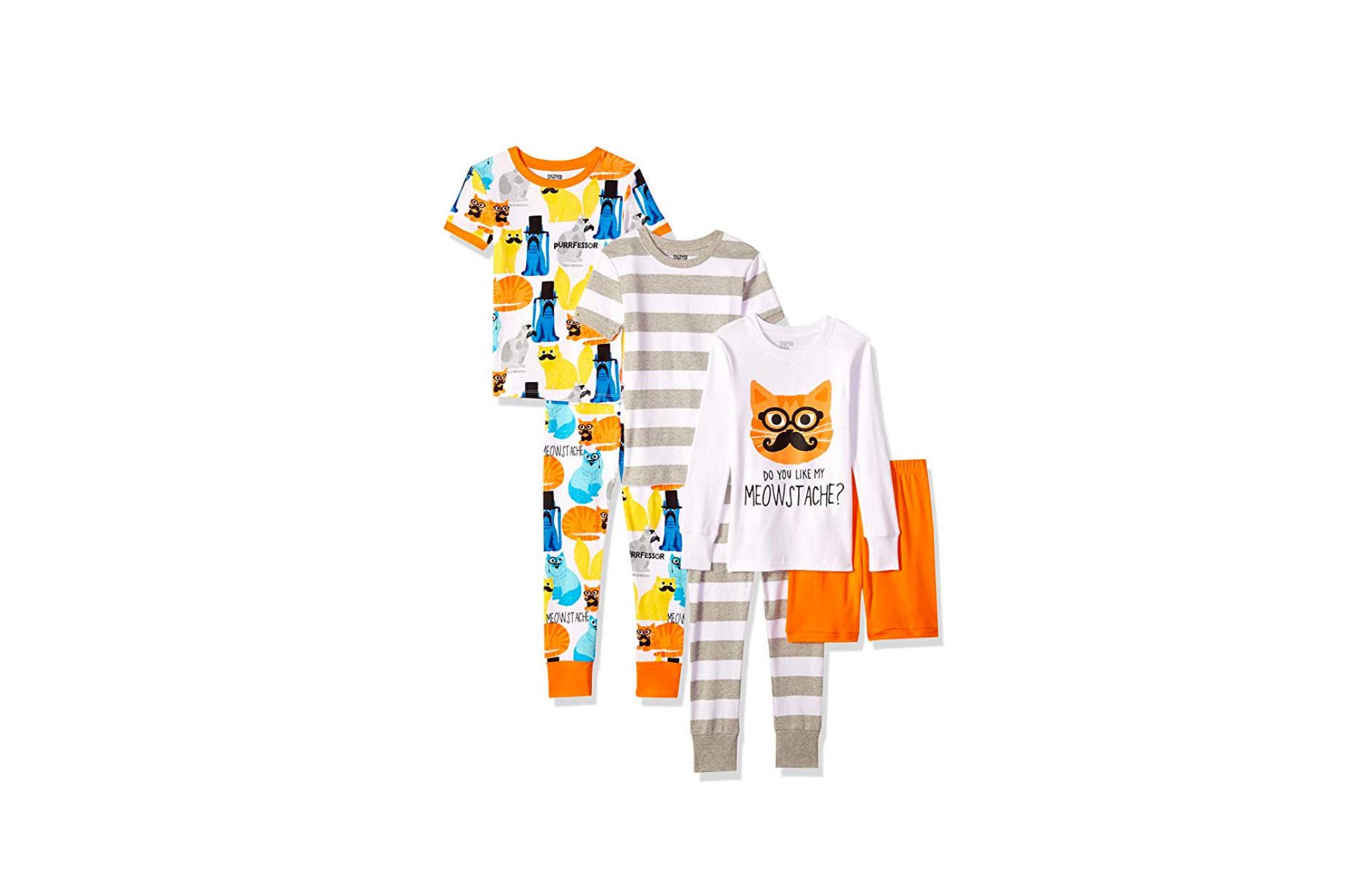 Kids' Pajamas; Courtesy of Amazon