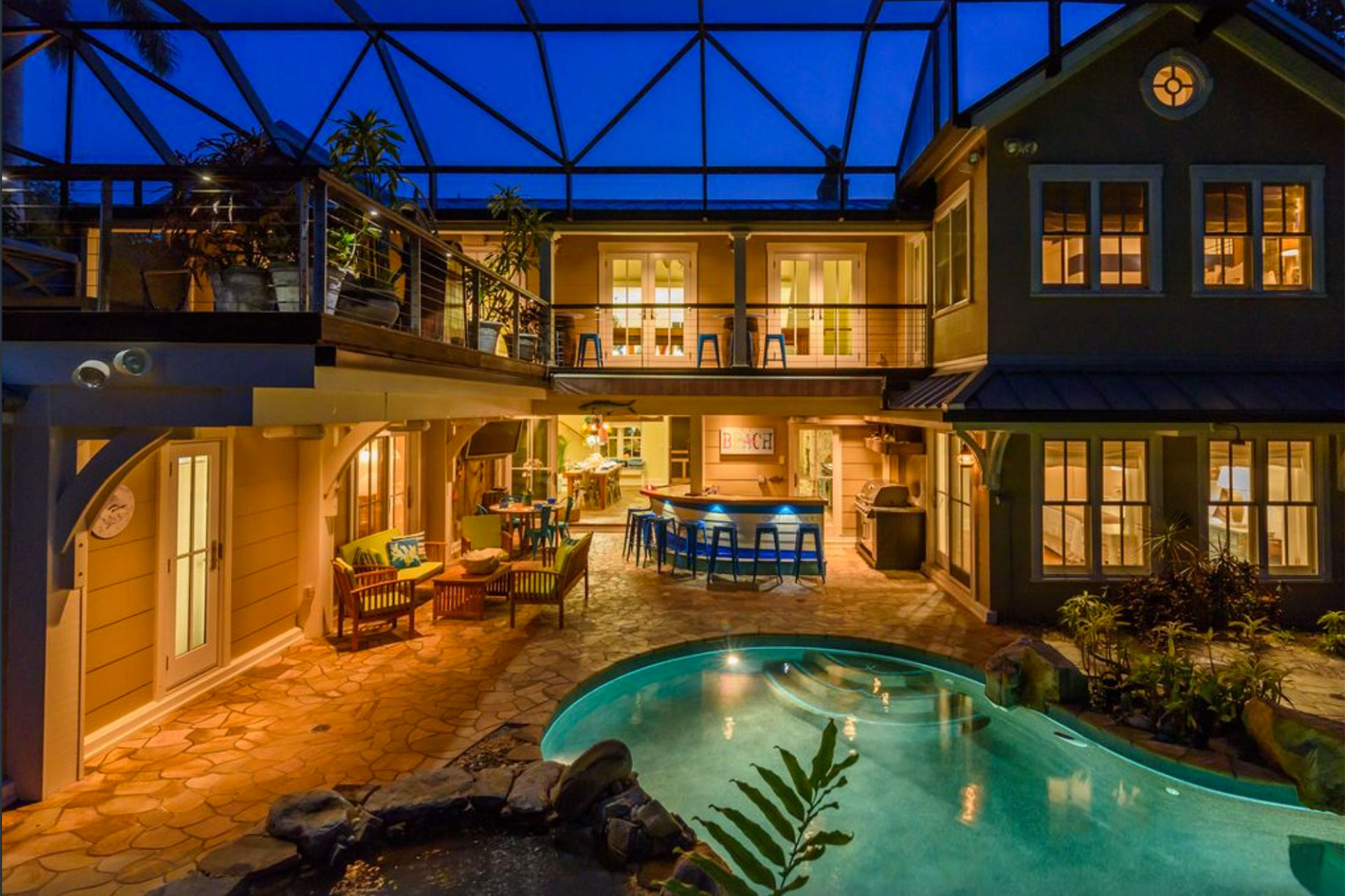 Rum Cove Vacation Rental on Anna Maria Island in Florida; Courtesy of VRBO/HomeAway