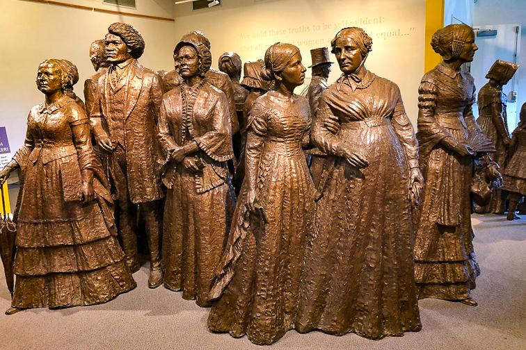 National Women's Hall of Fame in The Finger Lakes, NY ; Courtesy of TripAvisor Traveler/PAYEMD