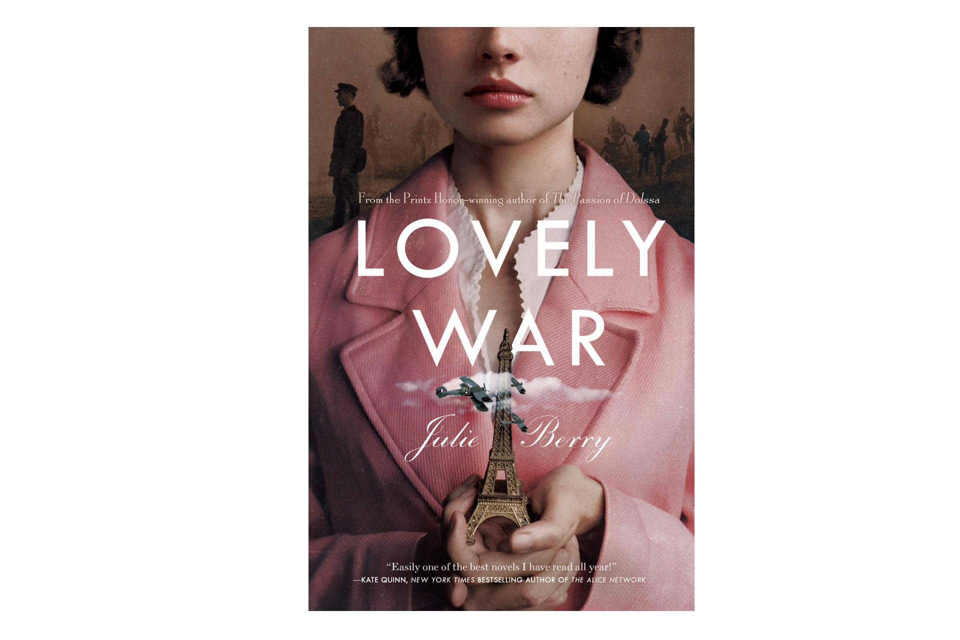 Lovely War Book; Courtesy of Amazon