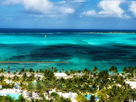 Nassau Bahamas; Courtesy of Ruth Peterkin/Shutterstock.com