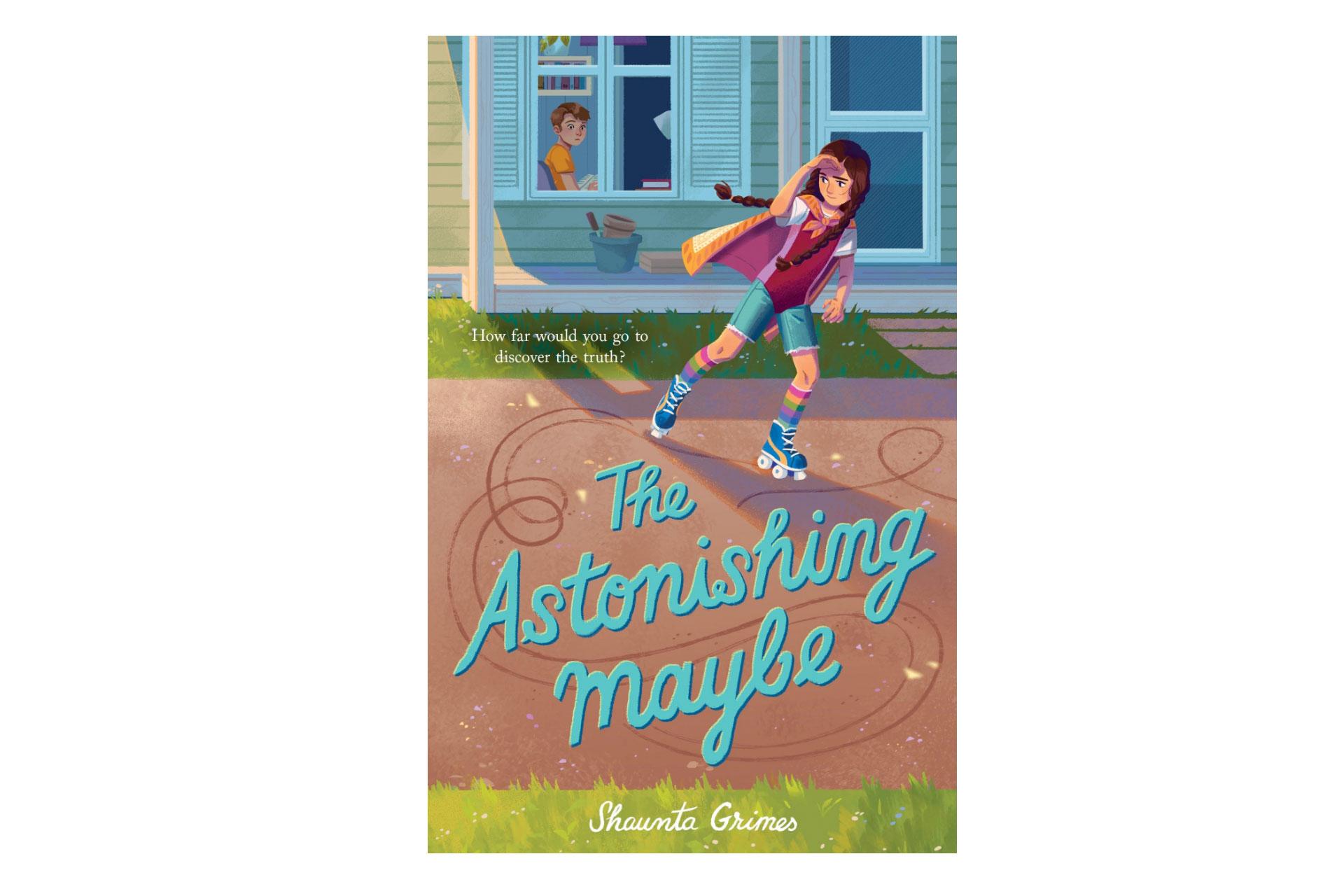 The Astonishing Maybe Book; Courtesy of Amazon