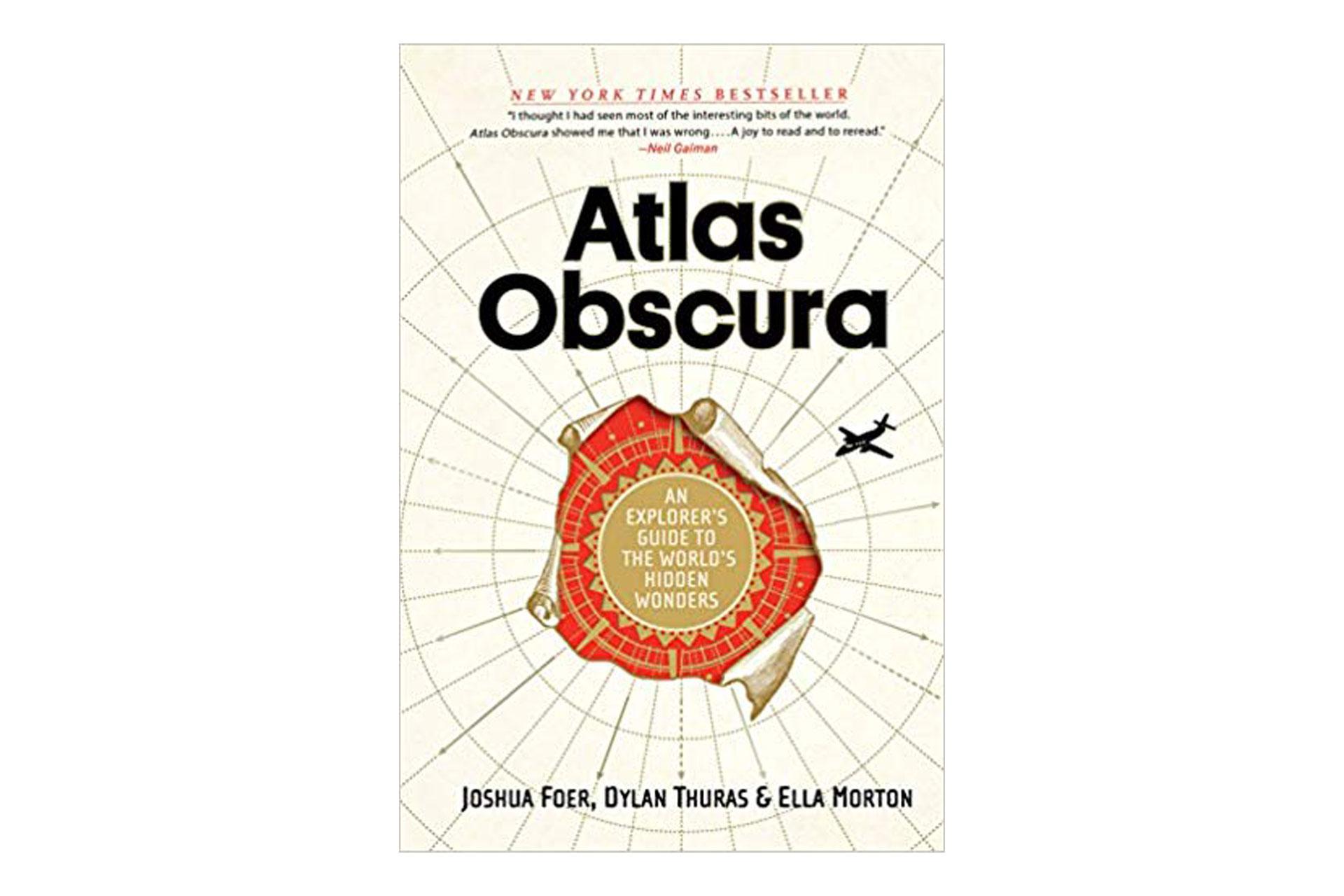 Atlas Obscura Book; Courtesy of Amazon