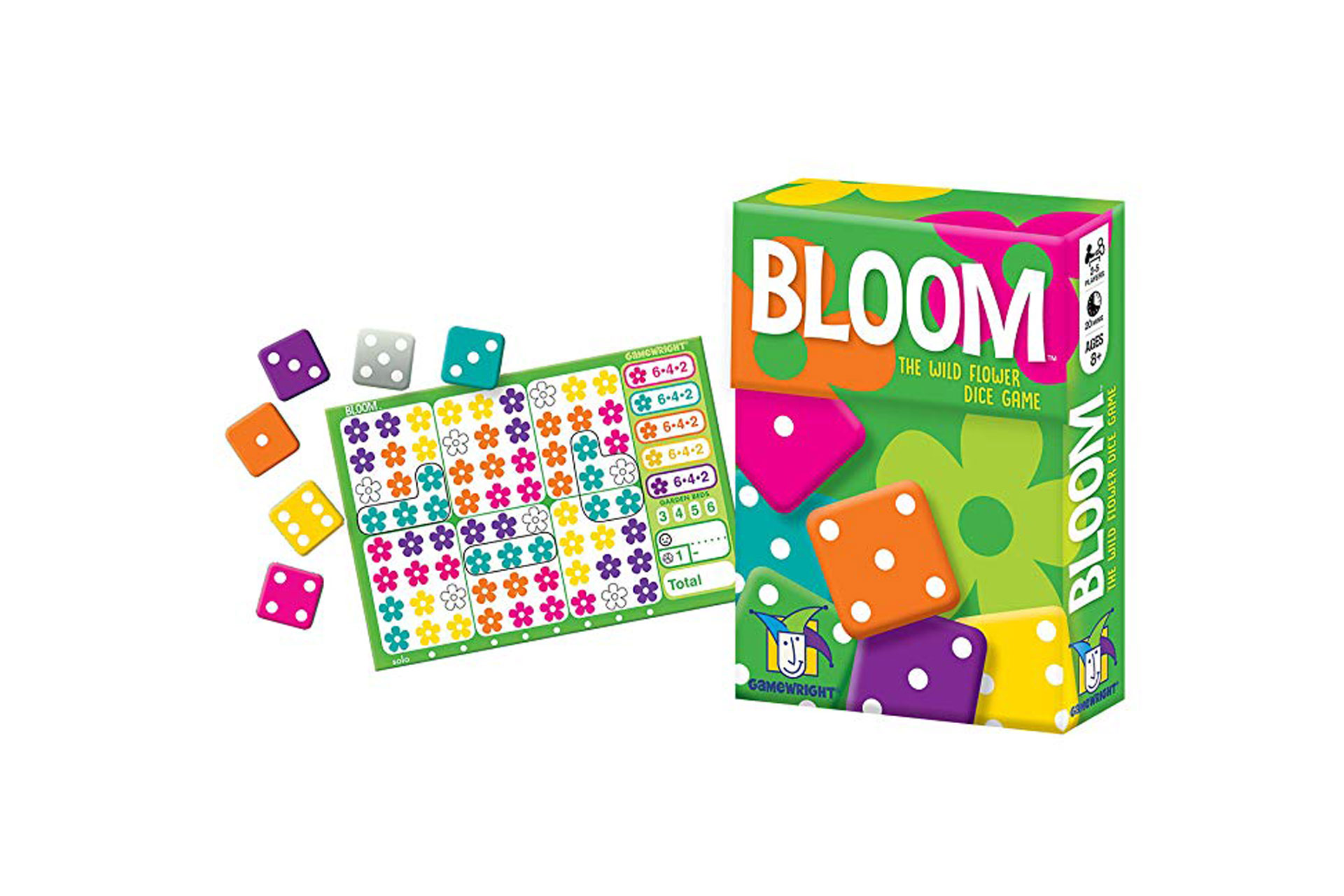 Bloom Travel Game; Courtesy of Amazon