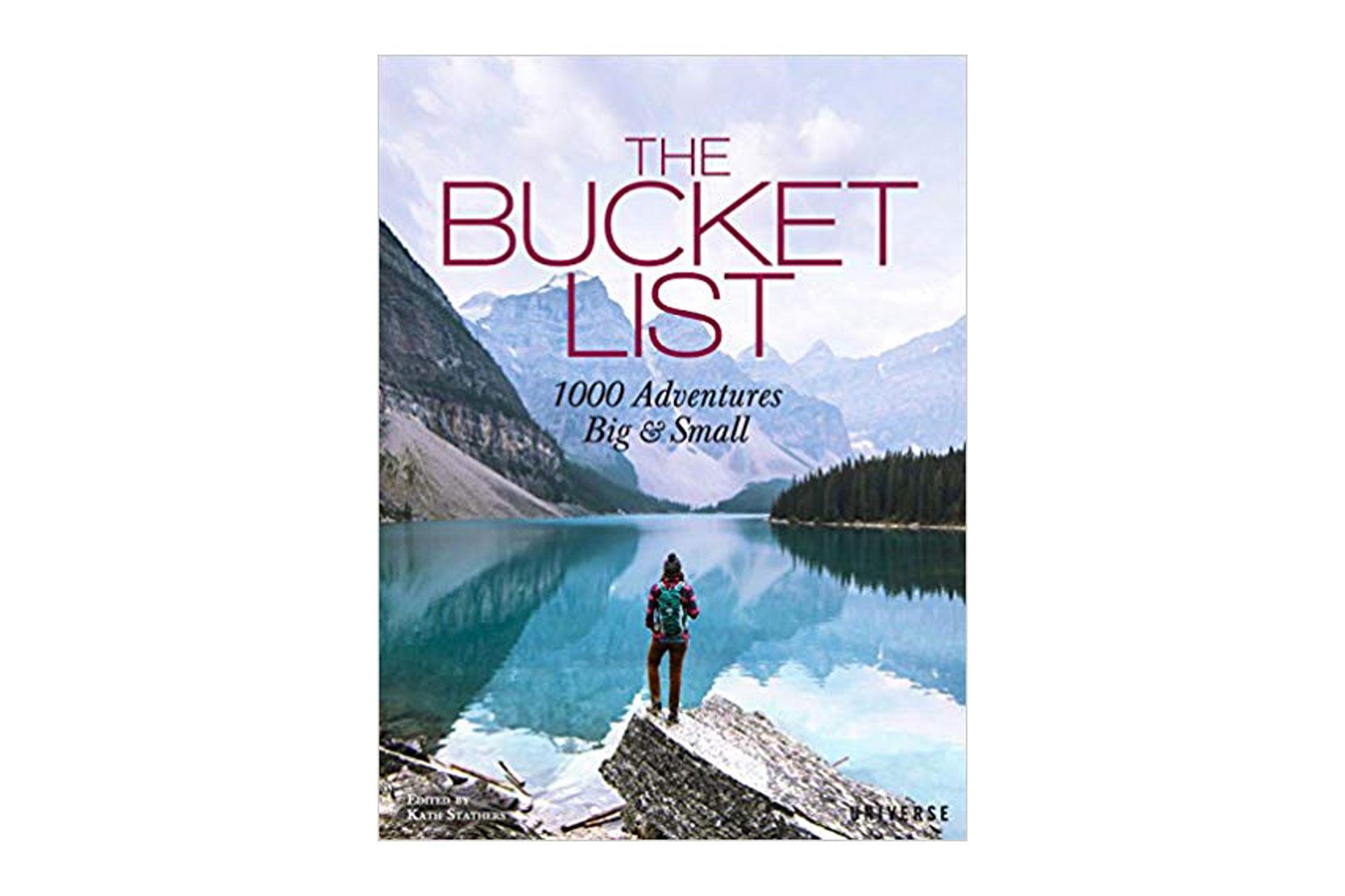 The Bucket List Book; Courtesy of Amazon