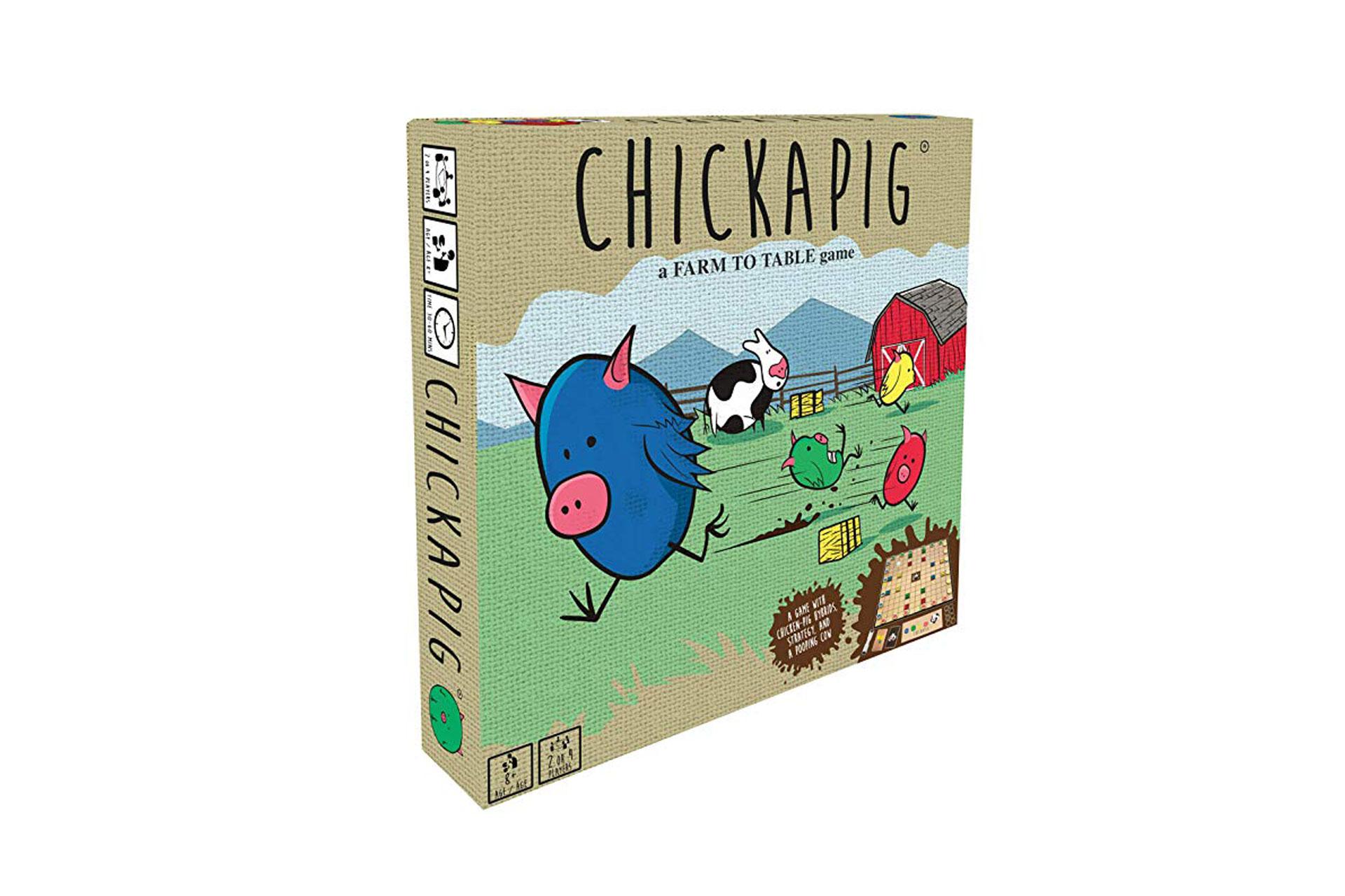 Chickapig Travel Game; Courtesy of Amazon