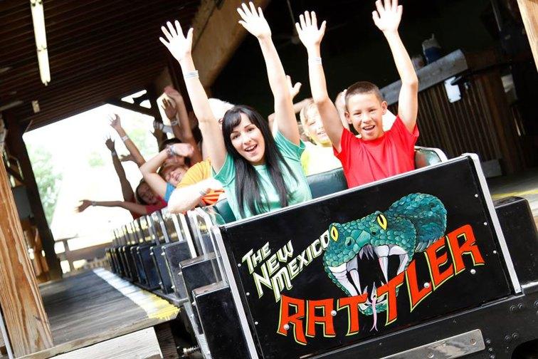 Cliff's Amusement Park; Courtesy of Cliff's Amusement Park