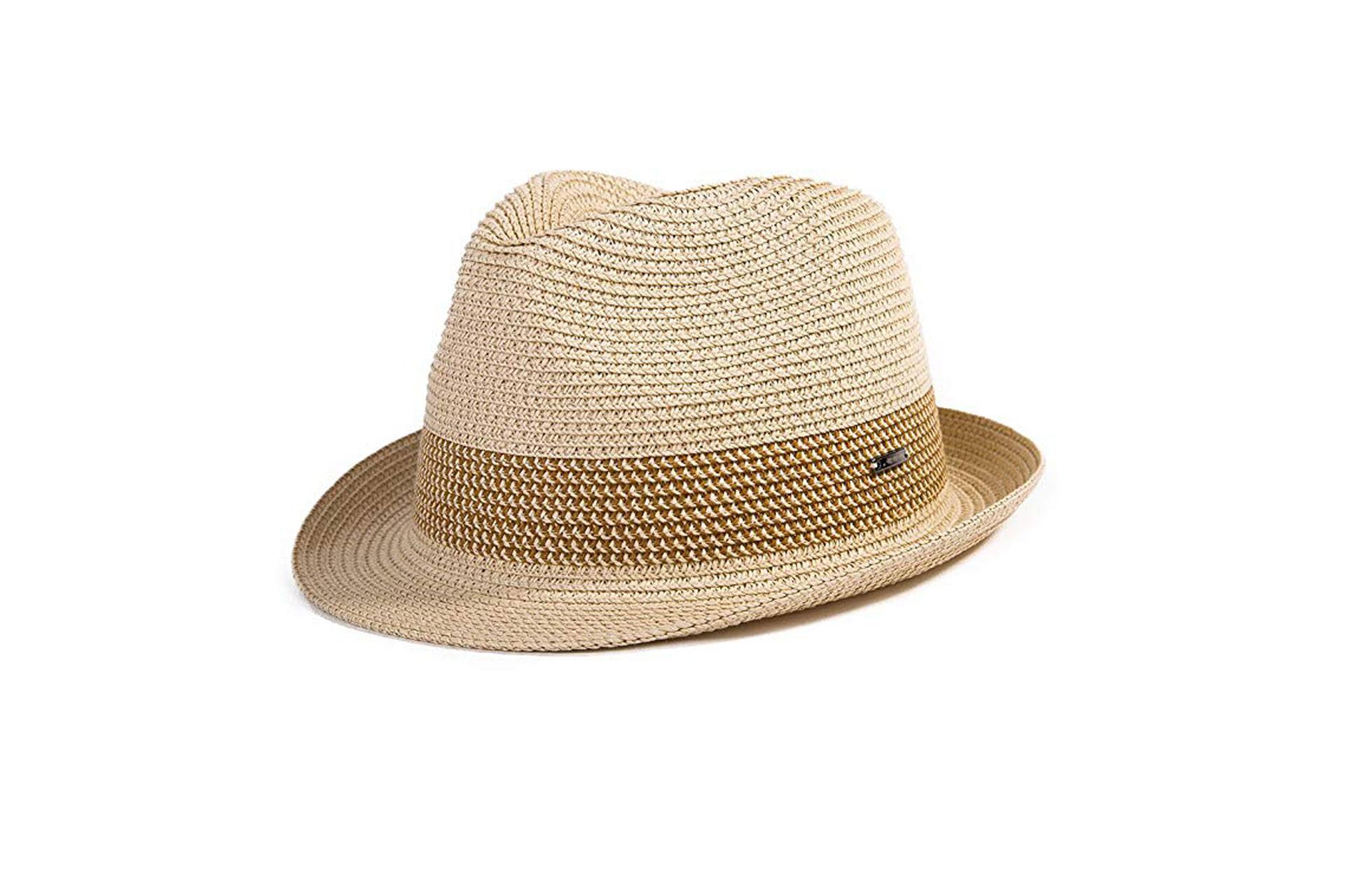 Fedora Hat; Courtesy of Amazon