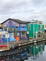 Fisherman's Wharf in Victoria, Canada ; Courtesy of TripAdvisor Traveler On The Road Again