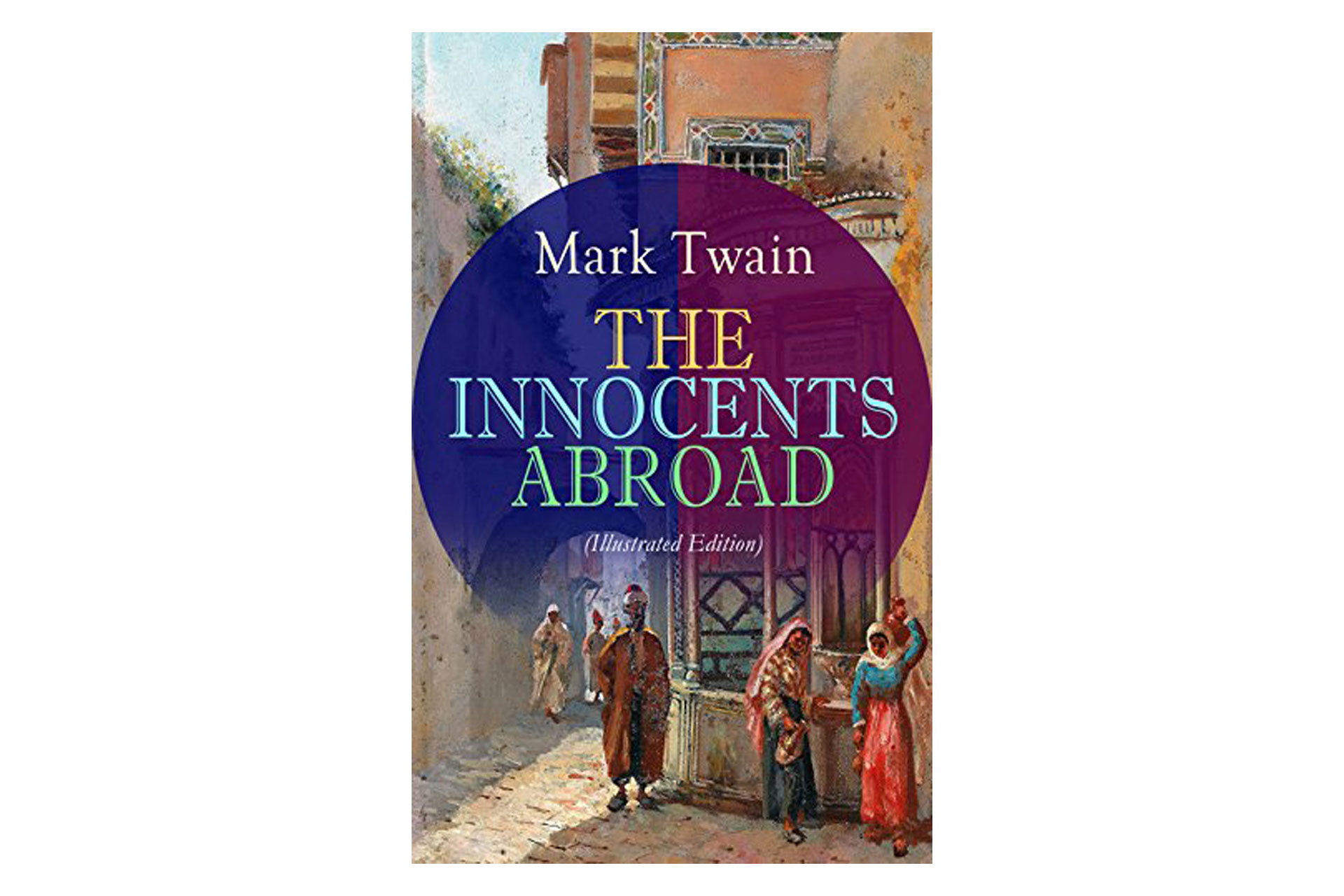 Innocents Abroad Book; Courtesy of Amazon