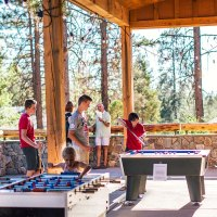 Rush Creek Lodge at Yosemite National Park; Courtesy of Rush Creek Lodge