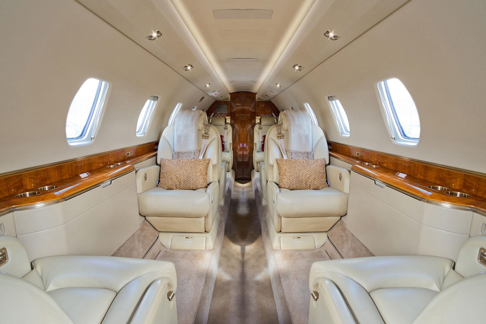 Private Plane; Courtesy of Carlos Yudica/Shutterstock.com