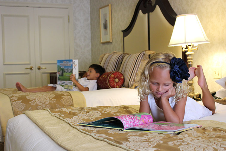 Kids-Only Concierge at The Willard Hotel