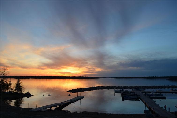 Oak Island Minnesota; Courtesy of Explore Minnesota