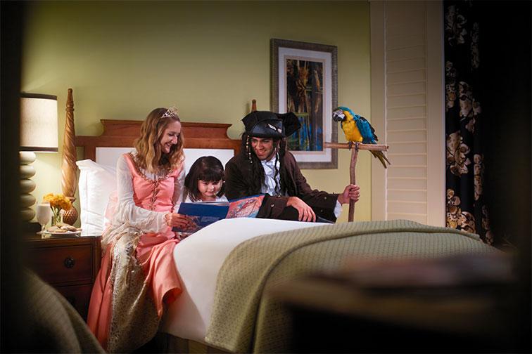 Pirate Tuck-In at the The Ritz-Carlton, Amelia Island
