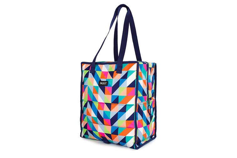 PackIt Freezable Grocery Tote; Courtesy of Amazon
