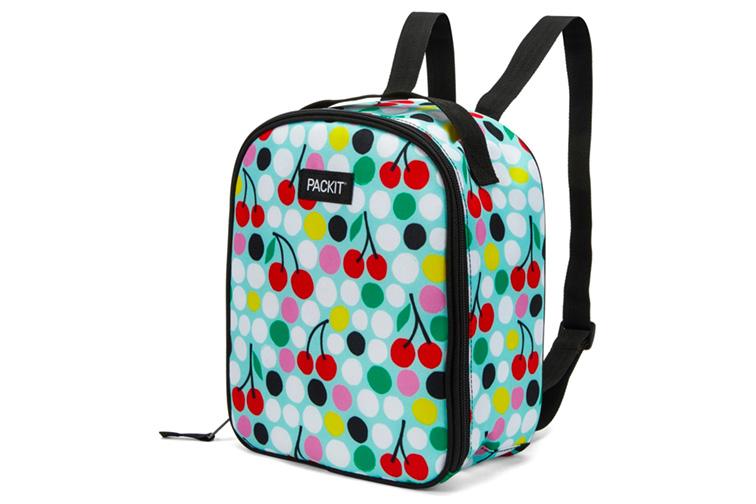 PackIt Freezable Upright Backpack; Courtesy of Amazon