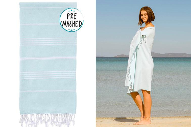 WETCAT Original Turkish Beach Towel; Courtesy of Amazon