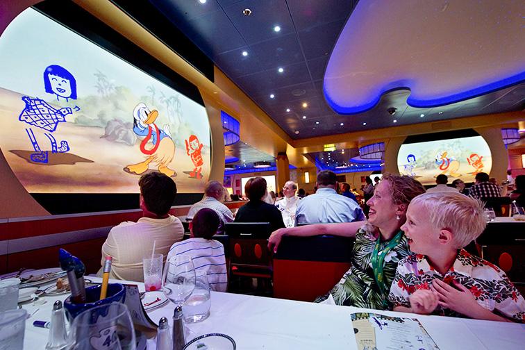 Animator's Palate – Disney Cruise Line