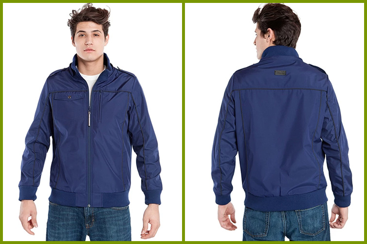 BauBax Multi Pocket Travel Jacket; Courtesy of BauBax