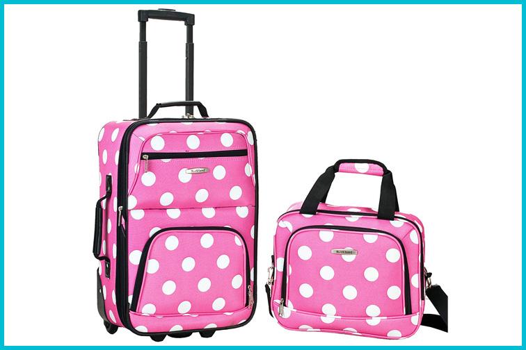 Rockland Kids Luggage Sets; Courtesy of Amazon