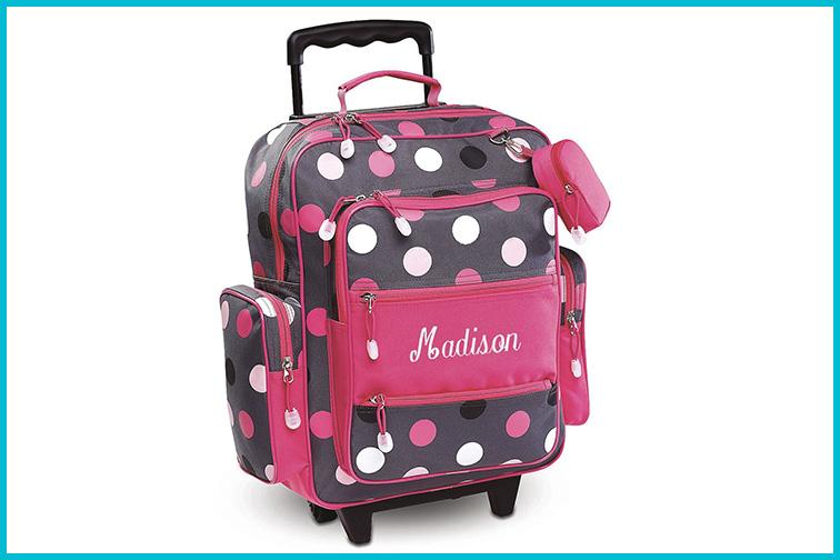Lillian Vernon Personalized Travel Bags; Courtesy of Amazon