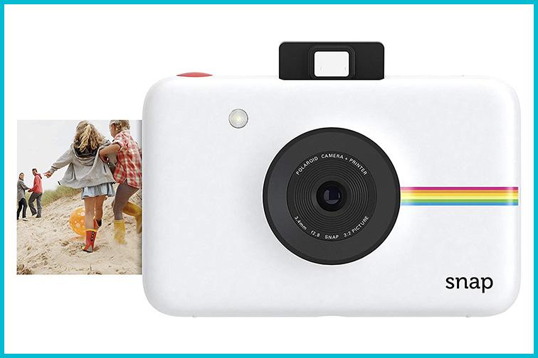 Fujifilm Instax Mini Camera; Courtesy of Amazon
