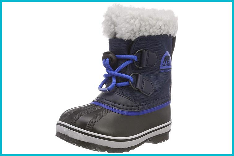 SOREL Children's Yoot Pac Nylon Snow Boot; Courtesy of Amazon