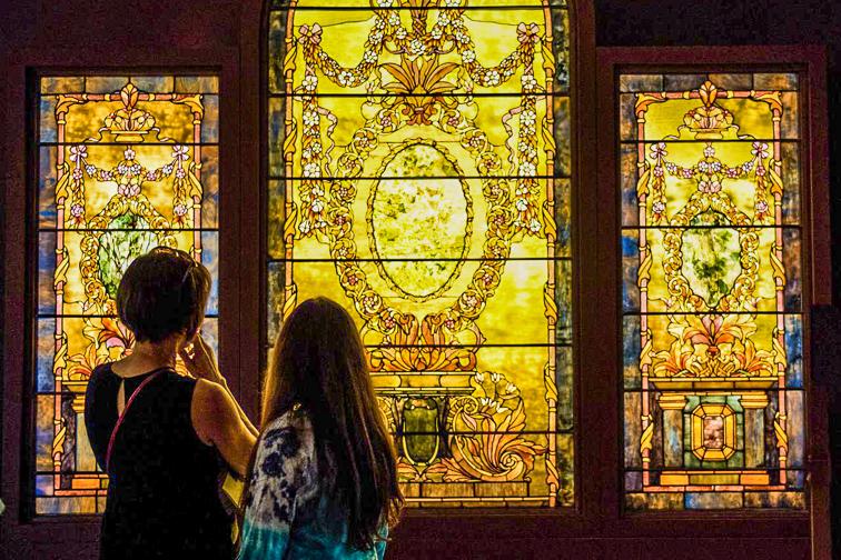 Morse Museum ; Courtesy of Visit Orlando