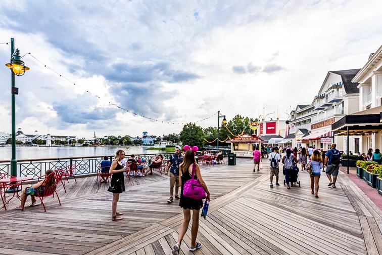 Boardwalk at the Disney's BoardWalk Inn ; Courtesy of TripAdvisor Expert Photo