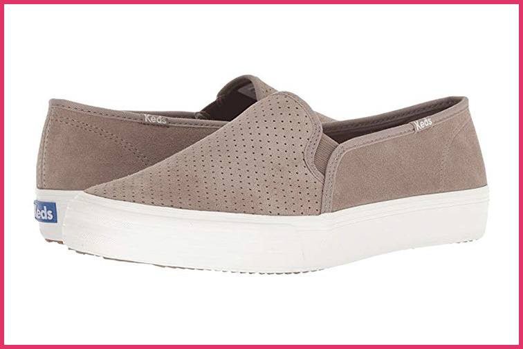 Keds Double Decker Perf Suede ; Courtesy of Zappos