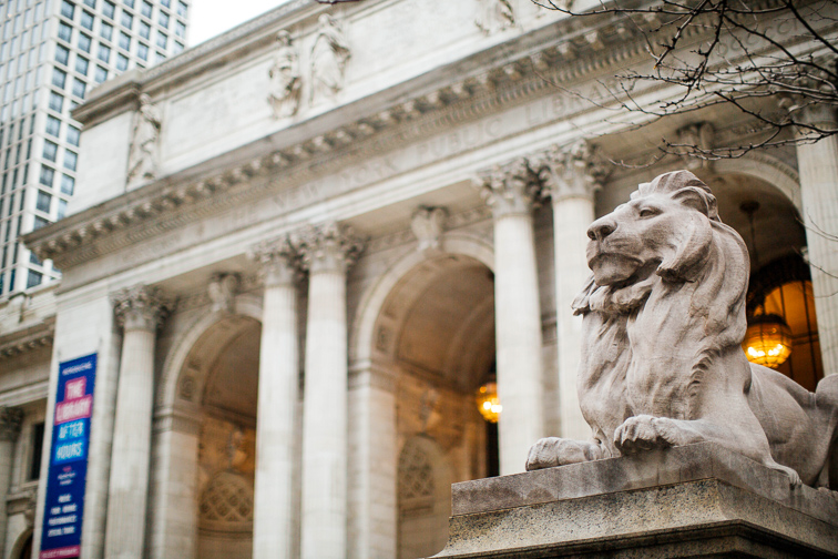 Explore the Iconic New York Public Library  ;Courtesy of Shutterstock