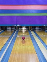 Bowling Alley; Courtesy of Brocreative/Shutterstock.com
